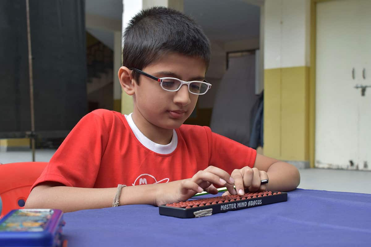 Mastermind Abacus