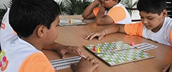 Mastermind Abacus learning Game